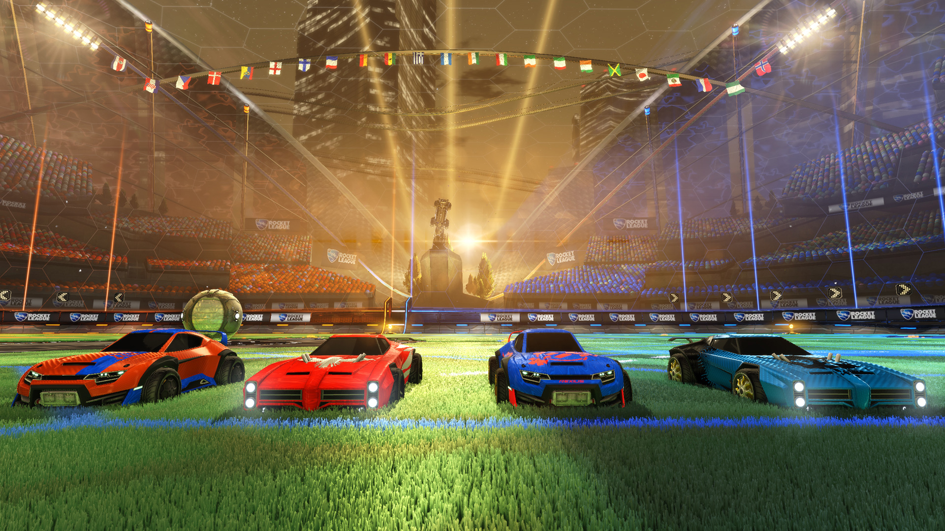 Rocket League mode selection guide
